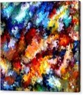 Modern Composition 06 Acrylic Print