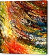 Modern Composition 07 Acrylic Print