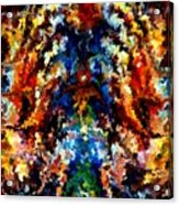 Modern Composition 13 Acrylic Print