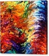 Modern Composition 14 Acrylic Print