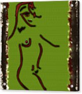 Modern Eygptian Acrylic Print