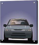 Modern Japanese Icons Subaru Alcyone Svx Acrylic Print