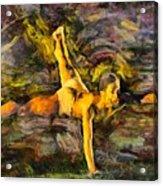 Modern Jazz Acrylic Print