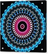 Modern Mandala Art 27 Acrylic Print
