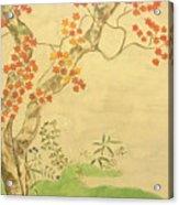 Modern Reflection Of Sakai Hoitsu Acrylic Print