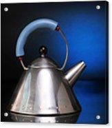 Modern Teapot. Acrylic Print