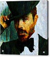 Modern Van Gogh Xiii Acrylic Print