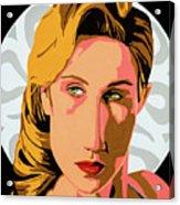 Modigliani Modern 2 Acrylic Print