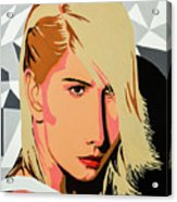 Modigliani Modern Acrylic Print