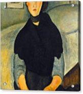 Modigliani: Woman, 1918 Acrylic Print