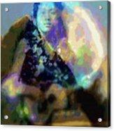 Moe Uhane Haili Moe Acrylic Print