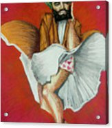 Mohammad Monroe Acrylic Print