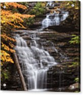 Mohican Falls Acrylic Print