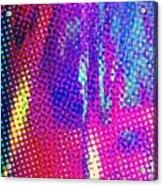 Moire No. 2 Acrylic Print
