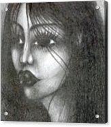 Moisture Acrylic Print