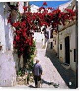 Mojacar,andalusia,spain Acrylic Print