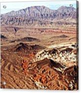 Mojave Desert Magic Acrylic Print