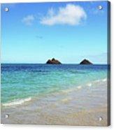Mokulua Islands Acrylic Print