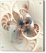 Mollusca Acrylic Print