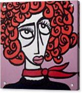 Molly Acrylic Print