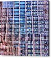 Moma Abstract Acrylic Print