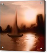 Moments I Remember... Acrylic Print