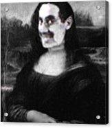 Mona Grouchironi Acrylic Print