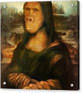 Mona Rilla Acrylic Print