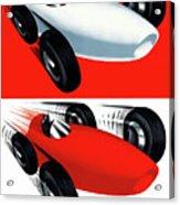 Monaco 1959 Acrylic Print