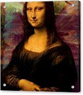 Monalisa The Fairy Acrylic Print