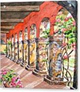 Monasterio Acrylic Print