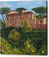 Monastero Acrylic Print
