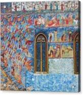 Monastery Angels Acrylic Print
