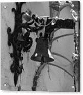 Monastery Bell Acrylic Print