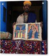 Monastery Of Abba Pantaleon  Acrylic Print