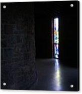 Monastic Entrance Acrylic Print