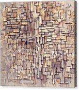 Mondrian: Composition, 1913 Acrylic Print