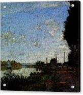 Monet Argenteuil  Acrylic Print