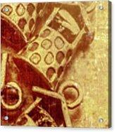Monetary Wells Acrylic Print
