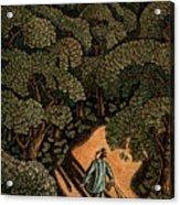 Money Forest Acrylic Print