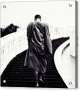 Monk Acrylic Print