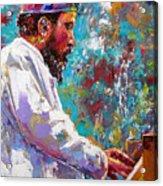 Monk Live Acrylic Print