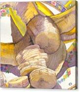 Monkey Bait Acrylic Print