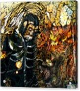 Monkey Demon Acrylic Print