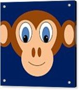 Monkeying Around Acrylic Print