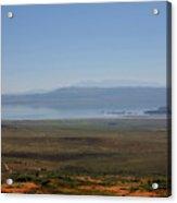 Mono Basin Landscape - California Acrylic Print
