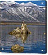 Mono Lake Pano Acrylic Print
