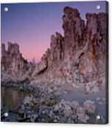 Mono Lake Tufas Acrylic Print
