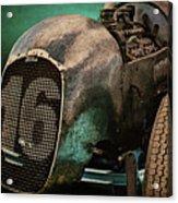 Monoskate George Reed Special Acrylic Print