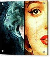 Monroe Panel A Acrylic Print